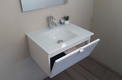 Idee il progetto di flavia mobile bagno sospeso con doppio