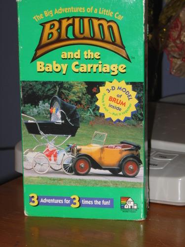 Amazon Com Brum Amp The Baby Carriage Video Vhs Random