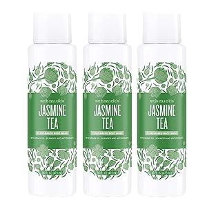 Schmidt's Jasmine Tea Body Wash 16 Oz Pack of 3