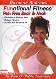 Functional Fitness: Pain Free Back & Neck with Suzanne Andrews