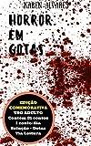 Horror em Gotas (Portuguese Edition)