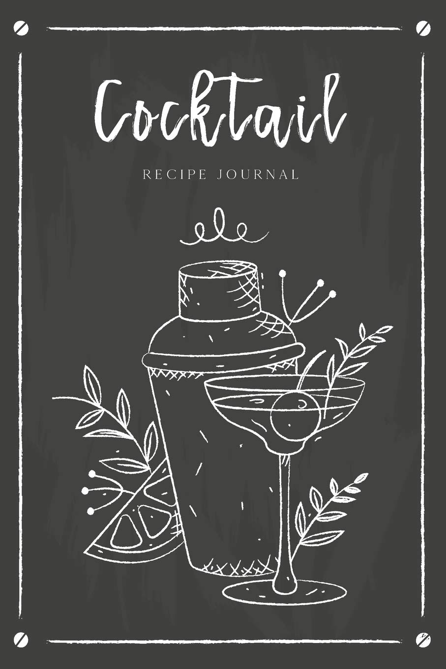 Cocktail Recipe Journal Record Favorite Recipes Ingredients Organizer Drinks Rating Tasting Journal Beverages Cocktails Book Creations Michelia 9781796902877 Amazon Com Books