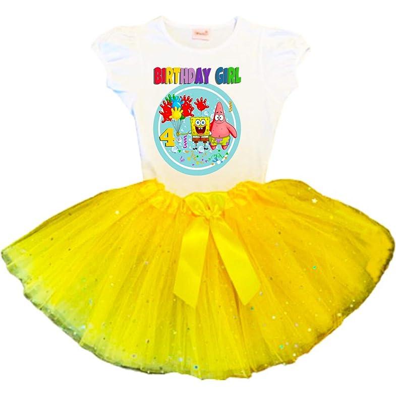 Pony Birthday tutu 4th Fourth Birthday Dress Outfit