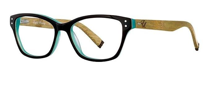 15c37004d9 Amazon.com  English Laundry Wheeler Rectangular Eyeglasses Frame for ...