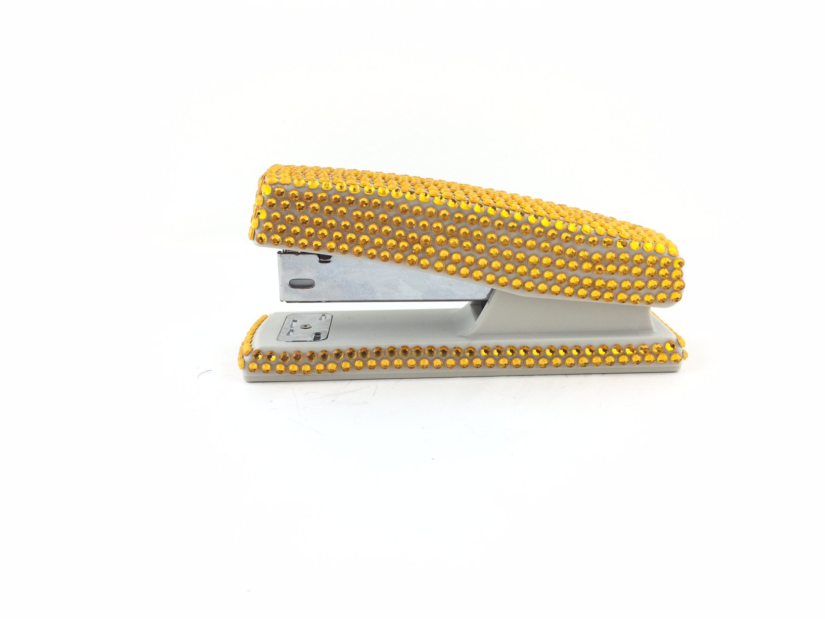 blingustyle Sparkly Diamante Crystal Stapler For Office/Home Gold by blingustyle (Image #1)