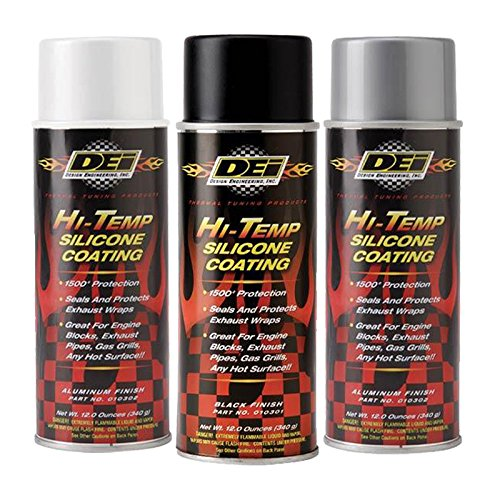 DEI 010301 High-Temperature Silicone Coating Spray - (Star Racing Test Car)