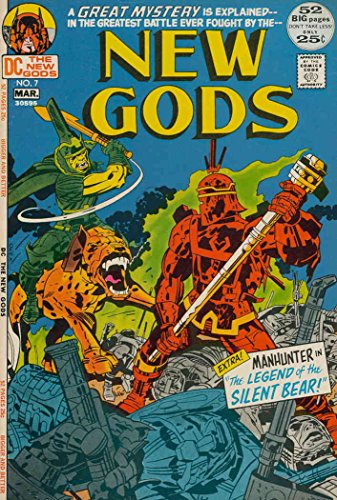 jack kirby new gods 7 - 5