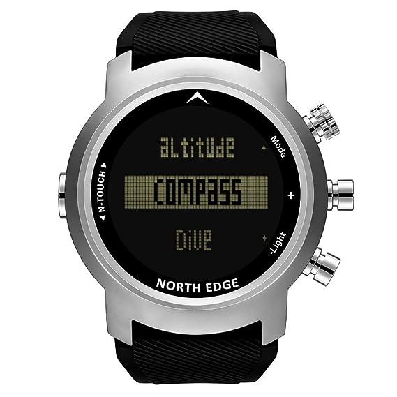 Sayla Smartwatch Reloj Inteligente para Hombre Impermeable ...