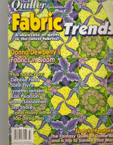 Fabric Trends Magazine, Issue #3, August 2004