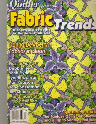 Fabric Trends Magazine, Issue #3, August - Trends Fabric Magazine