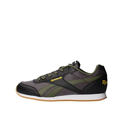 6a351d76a1f954 Reebok Unisex Kids  Royal Cljog 2rs Sneakers  Amazon.co.uk  Shoes   Bags