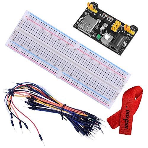 OSOYOO Electronic Breadboard Experiment Raspberry