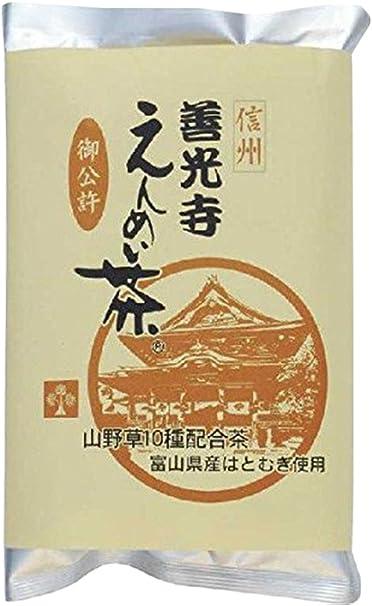 (セット販売) 黒姫和漢薬研究所 善光寺えんめい茶 300g ×10個