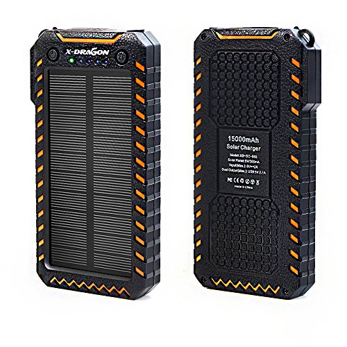 Solar Smart Phone Charger - 8