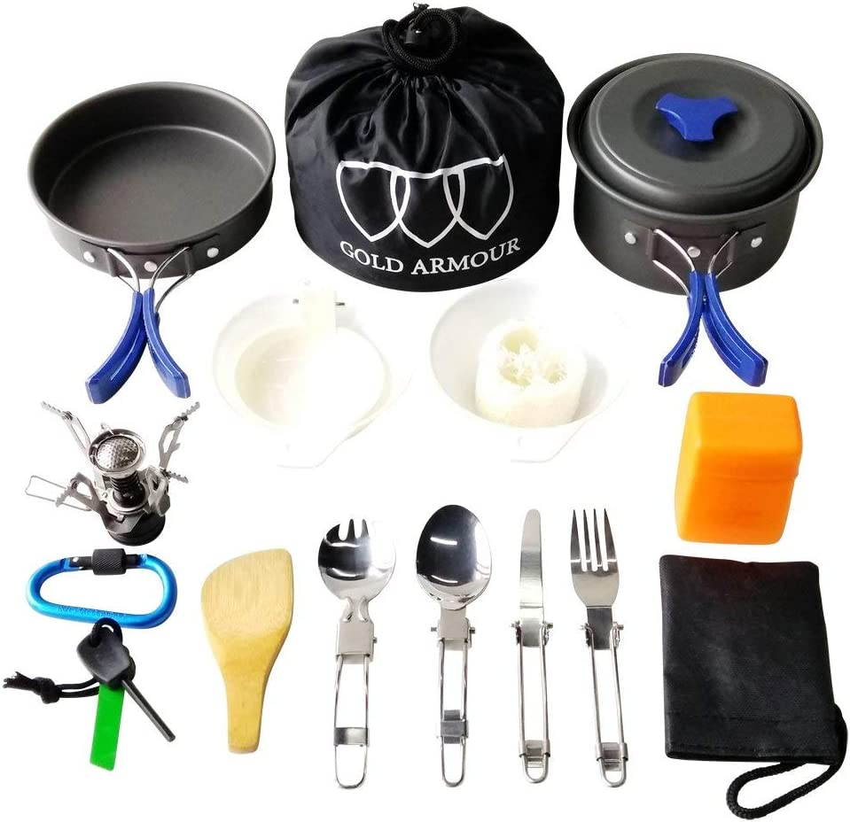 Top 10 Best Camping Cooking Gears​ Reviews 21