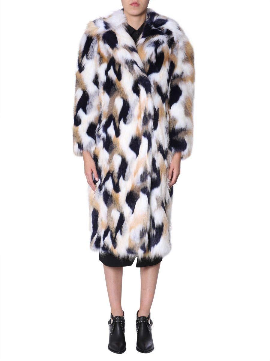 Givenchy Women's BW003X1Z0V960 Multicolor Acrylic Coat