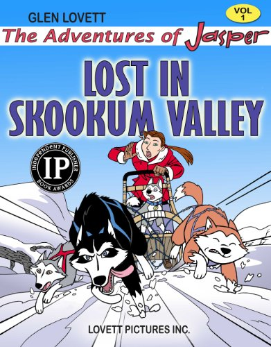 Lost in Skookum Valley (The Adventures of Jasper Book 1)