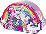Girls Shaped Puzzle Tin-My Little Pony