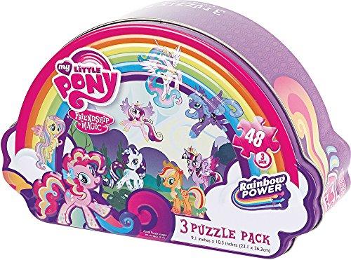 Tin-My Little Pony (My Little Pony Puzzles)