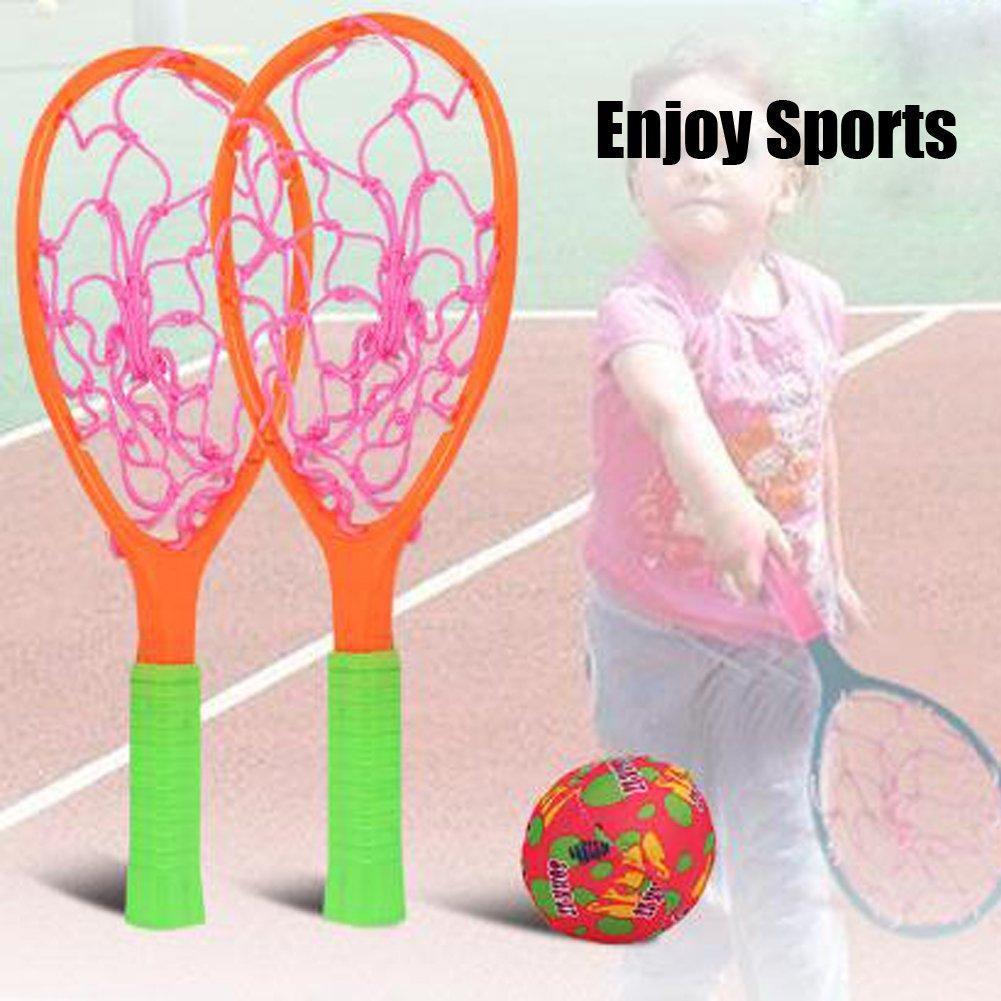 Coolcicling - Juego de Raqueta de Tenis para Playa, para Deportes ...