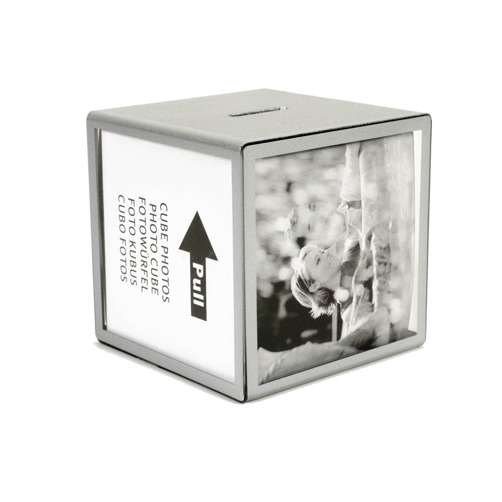 Amazon.de: HAB & GUT -FRBOX001- Bilderhalter/Spardose Würfel ...