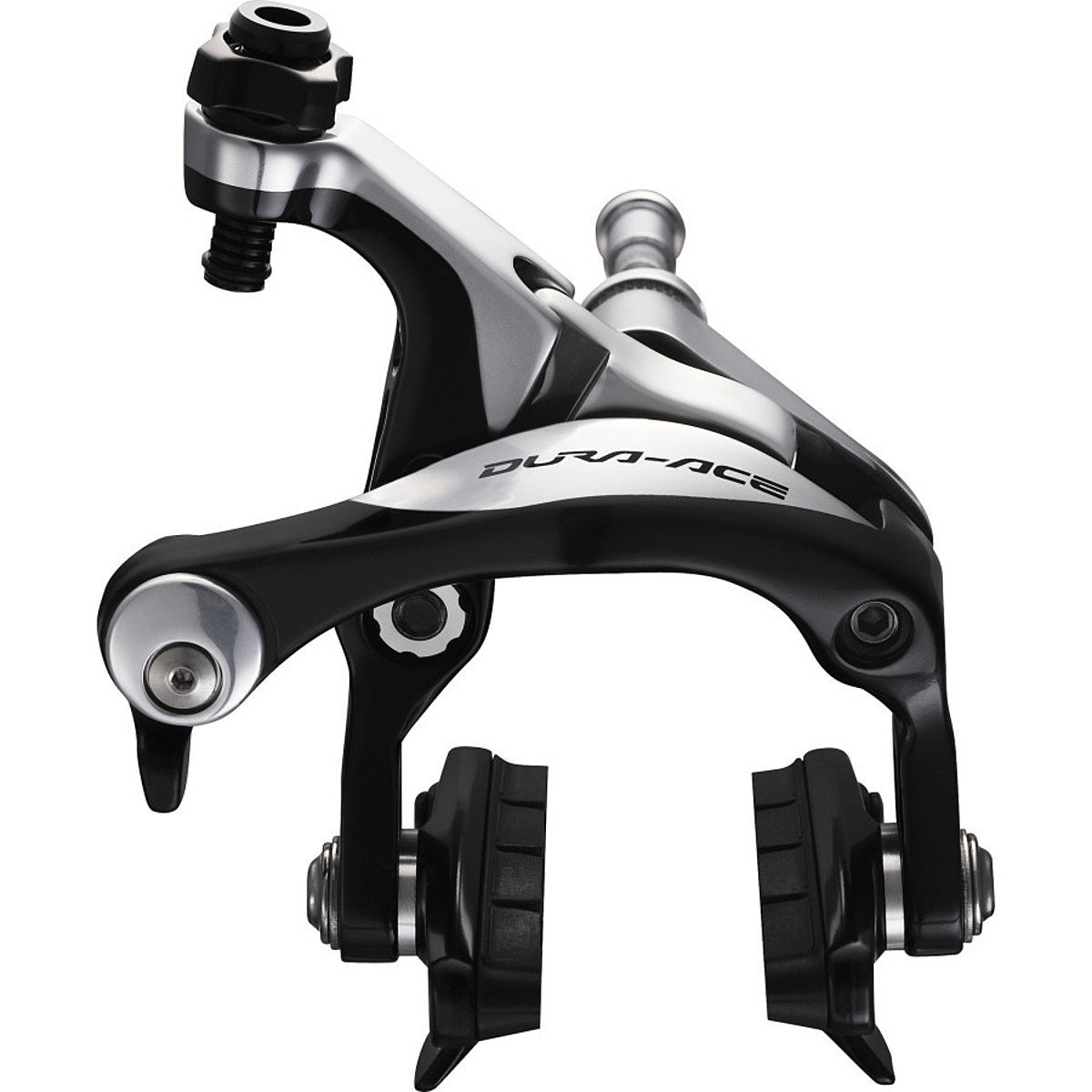 Shimano Dura-Ace BR-9000 11-Speed Brake Set (Black/Silver) [並行輸入品] B077QLBB5C