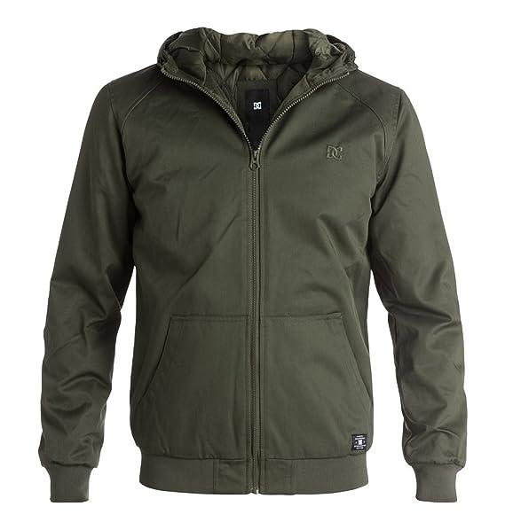 Amazon.com: DC Hombre Ellis 2 chaqueta, S, Verde (Fatigue ...