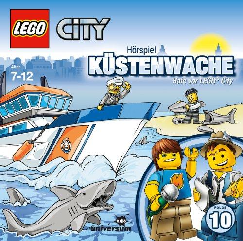 LEGO City 10: Küstenwache (CD de audio)