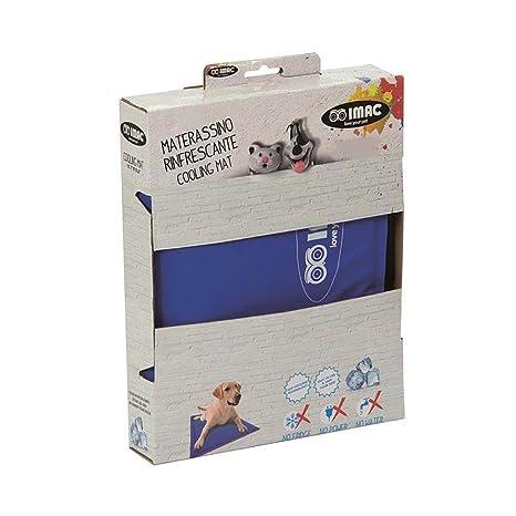 IMAC Refrescante colchón 50X40 para gatos y perros artículos para mascotas