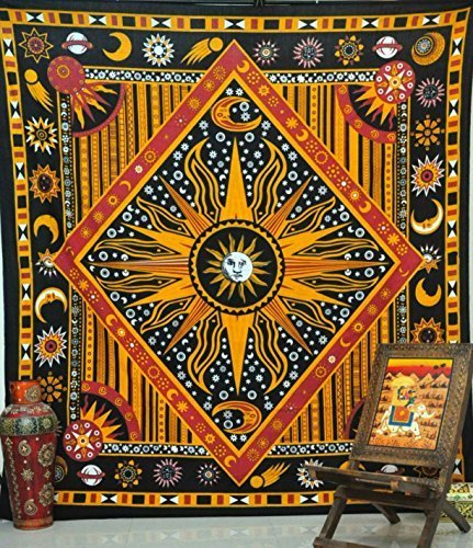 Tapestry Celestial Tapestries tapestry Psychedelic