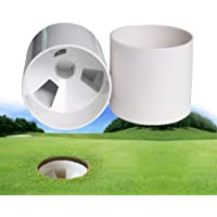 """2Pcs Golf Training Hole Cup Putting Green Golf Practice Cup 4"""""""
