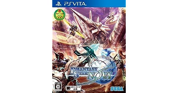Amazon.com: Phantasy Star Nova: Video Games