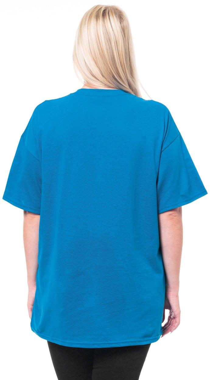 6bc7125c04d Galleon - Disney Women s Happy Winnie The Pooh T-shirt Plus Size Glitter  Print (3X)