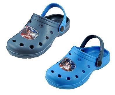 Du Au 35 24 Plage Sandales Avengers Clogs Chaussures Sabots Crocs ngSwwHFRq
