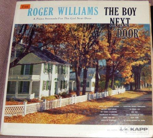 - Roger Williams: The Boy Next Door [Vinyl LP] [Mono]