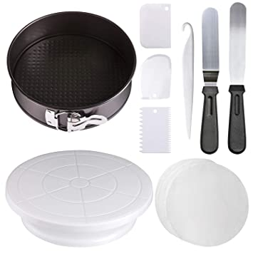 Review Cake Decorating Supplies with