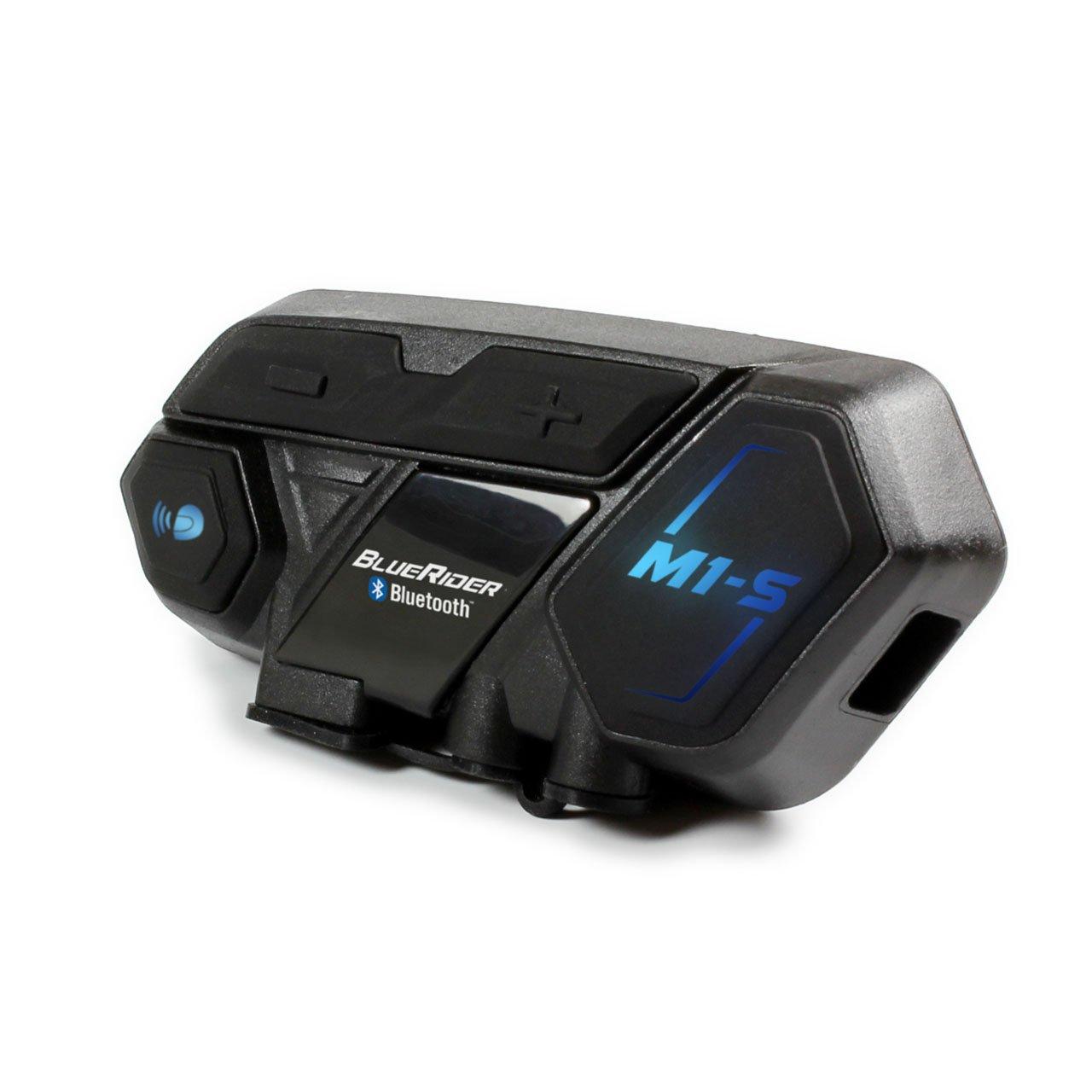Motorcyle Bluetooth 4.1 Helmet Headset and Intercom ...