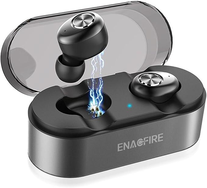 ENACFIRE E18 Bluetooth Kopfhörer in Ear Bluetooth 5.0 Heads Bluetooth Kopfhörer
