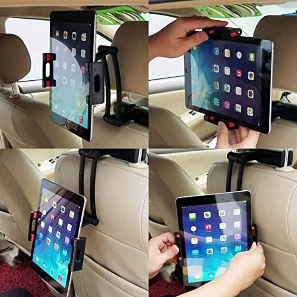 Compatible avec iPad Pro de 5 /à 12,9 Pouces SHKY Support de Montage dappui-t/ête de si/ège arri/ère de Voiture pour Tablette,Support de si/ège arri/ère avec Rotation de 360 degr/és