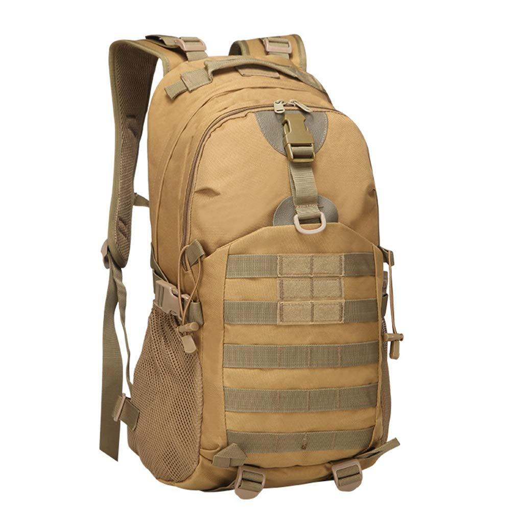 SYXL DE Outdoor Bergsteigen Tasche Oxford Tuch Camouflage Schulter Wandern Bag Outdoor Freizeit Tasche 55L