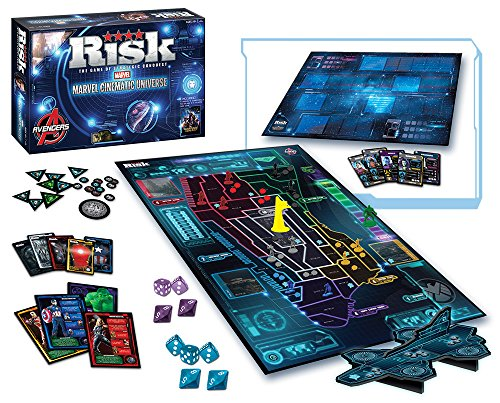 Review Risk: Marvel Cinematic Universe