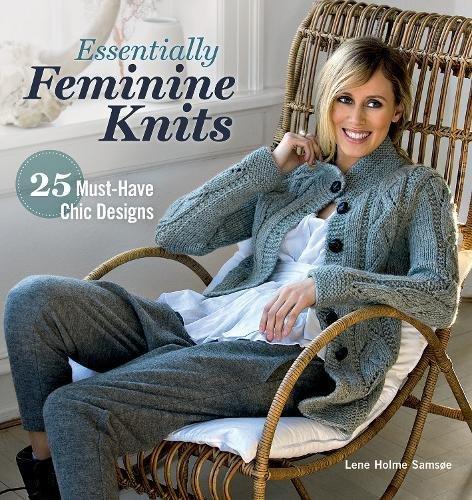Essentially Feminine Knits: 25 Must-Have Chic Designs (Feminine Owl)