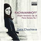 Rachmaninoff; Chopin Variations Op.22