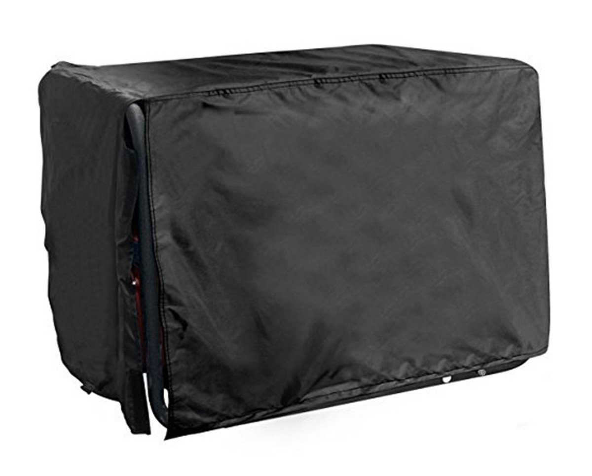 Wanty Water/UV Resistant Generator Cover Outdoor Waterproof Generator Cover/Tent with Fastener (black-32inch) by Wanty