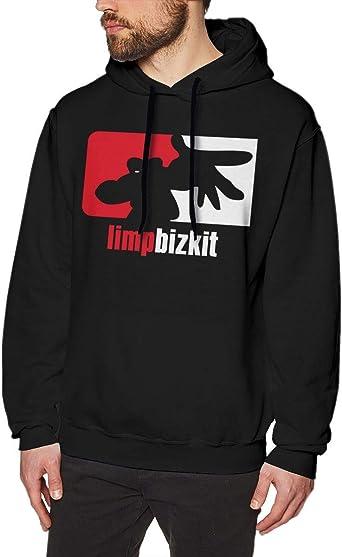 Imagen deADUUOS Logo Mens Long Sleeve Sweatshirts Mans Hoodies Black