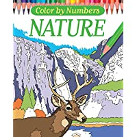 Color by Numbers Nature