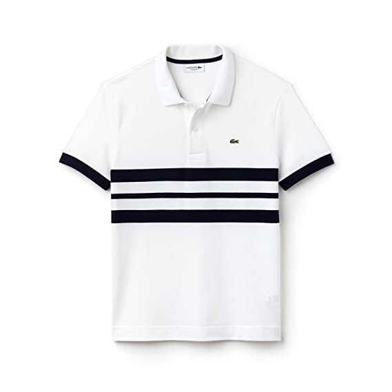 018302a3 Lacoste Polo Shirt M/C PH6385 522: Amazon.co.uk: Clothing