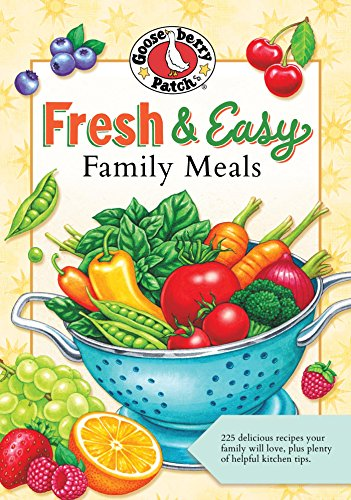 Fresh & Easy Family Meals (Everyday Cookbook Collection) (Fresh Patch)