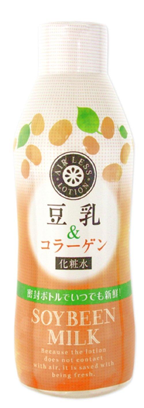 【ビピット】エアレス 豆乳&コラーゲン化粧水のサムネイル