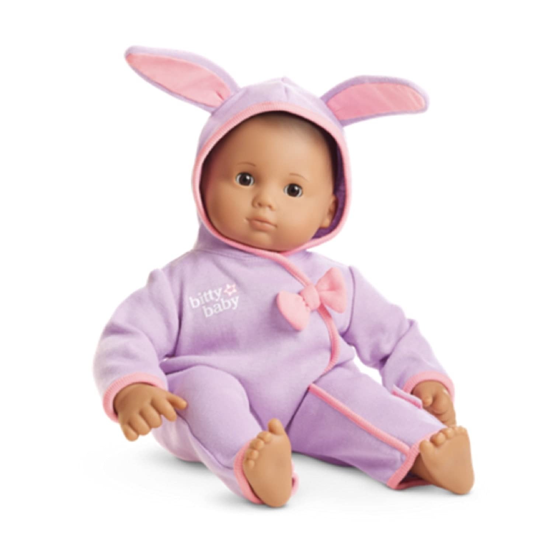 "American Girl Bitty Baby Bunny Sleeper for Dolls 15"" Doll Not"